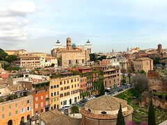 A view of Rome (Strunkin) Tags: rome italy view