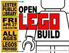 Open Lego Build