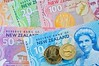 New Zealand Dollar Weakest Major Currency During Tuesday Trading (SpomenkoBabic) Tags: uncategorized background bank banknotes currency dollars investment money newzealand notes paper saving coins