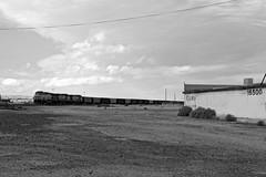 UP CTRSK-06 (caltrain927) Tags: union pacific railroad empty unit coal train ge ac4400cw ac4400cwcte c44ac c44accte mojave california ca
