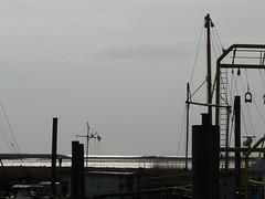 EmsHafen - TideFluss UnterEms (achatphoenix) Tags: eastfrisia ems eau water wasser tidal tide gezeiten aqua inexplore
