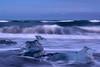 Jökulsárlón_Ice_Beach_L1090731 (nocklebeast) Tags: iceland jökulsárlónicebeach jökulsárlón southcoast ice blacksand nrd