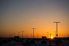 sunset (Lakeside Annie) Tags: 04202018 2018 20180420 april20 cdia clt charlotte charlottedouglasinternationalairport charlottenc d7100 friday leannefzaras nikkor nikkor55300mmf4556 nikon nikond7100 northcarolina sarazphotography airport plane planespotting