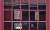 (jtr27) Tags: dscf8517xl2 jtr27 fuji fujifilm xt20 xtrans vivitar komine 55mm f28 manualfocus red window reflection portland maine newengland