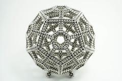 """Sphere of 72 Pentagons <a style=""""margin-left:10px; font-size:0.8em;"""" href=""""http://www.flickr.com/photos/51434923@N07/41620437882/"""" target=""""_blank"""">@flickr</a>"""