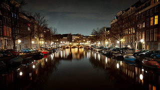 So many canals to choose from