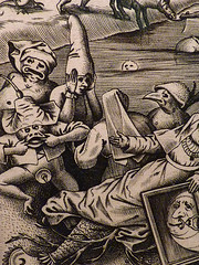 BRUEGEL Pieter I,1557 - Superbia, l'Orgueil-detail 57b-Burin de Pieter van der Heyden (Custodia) (L'art au présent) Tags: art painter peintre details détail détails detalles drawings dessins dessins16e 16thcenturydrawings dessinhollandais dutchdrawings peintreshollandais dutchpainters stamp print louvre paris france peterbrueghell'ancien man men femme woman women devil diable hell enfer jugementdernier lastjudgement monstres monster monsters fabulousanimal fabulousanimals fantastique fabulous nakedwoman nakedwomen femmenue nude female nue bare naked nakedman nakedmen hommenu nu chauvesouris bat bats dragon dragons sin pride septpéchéscapitaux sevendeadlysins capital