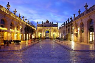 Arc Héré Nancy