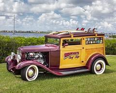 Woody 02 (Bob Kolton Photography) Tags: automotive autos automobiles antique bobkoltonphotography bradenton cars car classiccars classic hdr hotcars kolton koltonimaging ford woody woodywagon