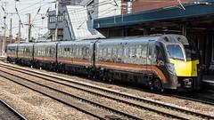 180107 (JOHN BRACE) Tags: 2000 alstom built class 180 dmu 180107 doncaster station grand central livery