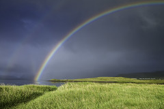 Snaefellsnes Double (Longleaf.Photography) Tags: snaefellsnes double rainbow iceland kirkjufell