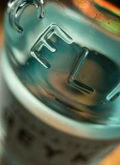Iceland vodka (OzzRod) Tags: pentax k50 rmctokina28mmf28 exensiontube macro bottle vodka iceland reyka
