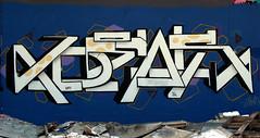 graffiti in Breukelen (wojofoto) Tags: graffiti streetart breukelen nederland netherland holland wojofoto wolfgangjosten abandoned