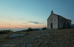 Church of St. Juraj near Bribir and Selce Croatia