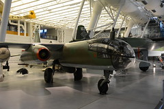 NASM_0282 Arado Ar-234B Blitz jet bomber (kurtsj00) Tags: nationalairandspacemuseum nasm smithsonian udvarhazy arado ar234b blitz jet bomber