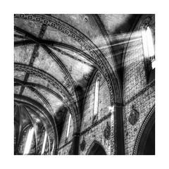 Serenity (Jean-Louis DUMAS) Tags: monochrome lumière église nb bw
