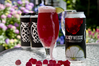 Raspberry Sour - Overpour