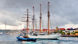 Tall Ship Esmeralda