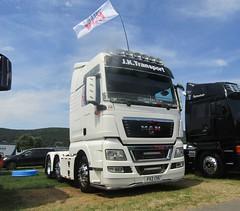 J K Transport FXZ 1715 at Truckfest Malvern (Ex Sawyers) (Joshhowells27) Tags: lorry truck man lukec youtube youtuber lukecinahgv luke jktransport swindon