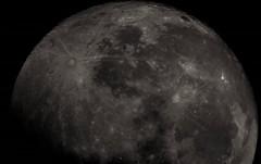 Almost full (WRW Photography) Tags: moon monochrome craters luna lunar astrophotography astronomy celestron celestronedge8hd edge avx sharpecap altair hypercam 183m altairhypercam183mv2mono goto