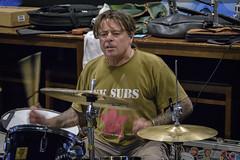 Punk At The Star 28-07-2018 010 (Matt_Rayner) Tags: shootingstarsouthampton punkatthestar punk live concert murderersrow paul drummer