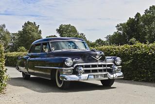 Cadillac Fleetwood Limousine 1953 (7451)