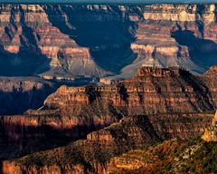 Bright Angel Point Sunrise (shawnhutcherson) Tags: grandcanyon brightangel sunrise nikon landscape arizona usa