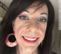 June 2018 (Girly Emily) Tags: crossdresser cd tv tvchix tranny trans transvestite transsexual tgirl tgirls convincing feminine girly cute pretty sexy transgender boytogirl mtf maletofemale xdresser gurl indoor makeup closeup