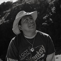 Hilbert Sumire, Archaeologist and Guide, Peru (austin granger) Tags: hilbertsumire archaeologist guide portrait peru incatrail trek square film gf670