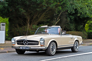Mercedes-Benz 250 SL 1967 (2787)