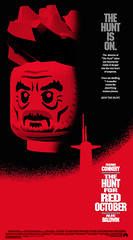 Hunt for the Red October (hushed_13) Tags: lego movieposter texlug october huntforredoctober