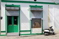 Larimar House (emerge13) Tags: puertoplata repúblicadominicana architecturaldetails architectureheritage architecture scooters textures victorianarchitecture saariysqualitypictures