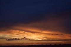 Summer sunset. 🌅 (manuelaporet) Tags: summer sunset ciel couchédesoleil france nikon couleur french travel normandie vue view photographie photography photo nature soleil couchée