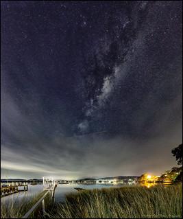Blackwall Milky Way