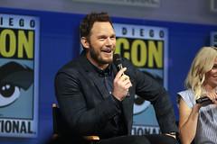 Chris Pratt (Gage Skidmore) Tags: chris pratt lego movie 2 second part san diego comic con international 2018 convention center california
