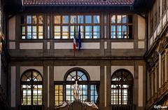 Riflessi agli Uffizzi (danilocolombo69) Tags: uffizzi architettura edificio firenze toscana vetri riflessi danilocolombo danilocolombo69 nikonclubit