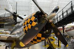 NASM_0236 Republic P-47D Thunderbolt (kurtsj00) Tags: nationalairandspacemuseum nasm smithsonian udvarhazy republic p47d thunderbolt