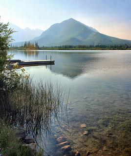 Vermillion Lakes, Banff National Park, Alberta - ICE(5)2624-29