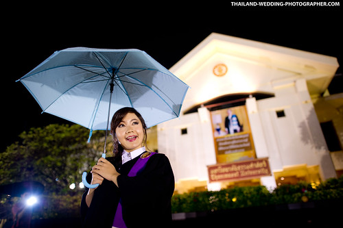 Thammasat University Commencement 2012