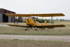 IMG_4028 (The Aviation) Tags: volovienne dannunzio theaviation boscomantico tigermoth spad sva impresa