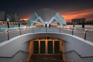Cité des Arts et des Sciences
