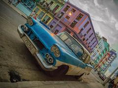 Havana (MassiVerdu) Tags: havana habana lavana avana cuba cuban cubanstreet streetphotography street streetphoto streetpicture streetscape strada via route travel travelphotography travelpicture travelphoto trip journey urban city cityscape città hdr hdrphoto viaggio old oldcar car auto machine automobile
