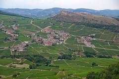 Depuis la roche de Solutré (Michel Seguret Thanks for 12,8 M views !!!) Tags: michelseguret nikon d800 pro france bourgogne burgundy saôneetloire roche solutré