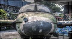 3000-80-MUSEO  DE LA  GUERRA- SAIGÓN - VIETNAM - (--MARCO POLO--) Tags: rincones ciudades museos guerra aviones asia