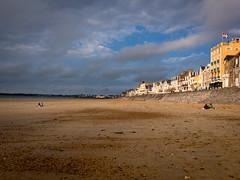 St Malo Beach (Birger Hoppe) Tags: beach sand saintmalo bretagne frankreich fr