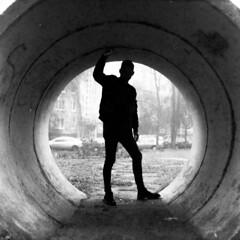 PHSQUAT3359003 (newmandrew_online) Tags: filmisnotdead mamiya mamiyac220 expired svema пленка сф свема minsk belarus blackandwhite bw 6x6 120mm film120 film filmphotografy nuteki