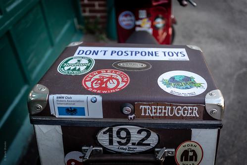 Don't Postpone Toys