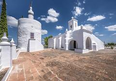 Portugal the white (Sizun Eye) Tags: chapel hermitage serpa portugal sizuneye nikond750 nikon1424mmf28 nikkor