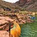 Pumpkin Spring, Colorado River, Grand Canyon