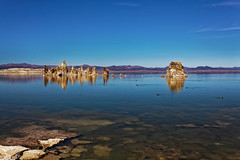 Lake Mono - South Tufa Area (wolf4max) Tags: usa northamerica monolake lakemono lake usawestcoast nature naturereserve nationalpark nationalreserve